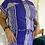 Thumbnail: 80's nautical wiggle dress