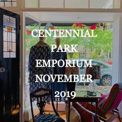 Centennial Park Emporium November 2019