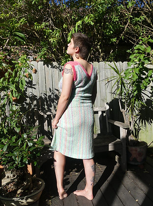 70's knit dress