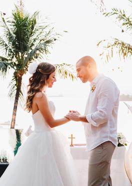 Casamento no TW