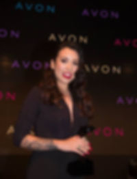 Mychelle Pavão Premio Avon de Maquiagem