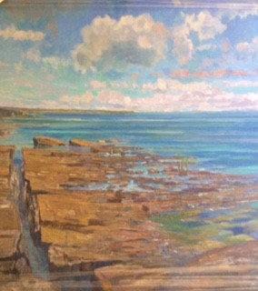 Bluebird Day - Isthmus Bay