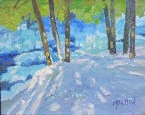 Colpoy's Creek (Winter)