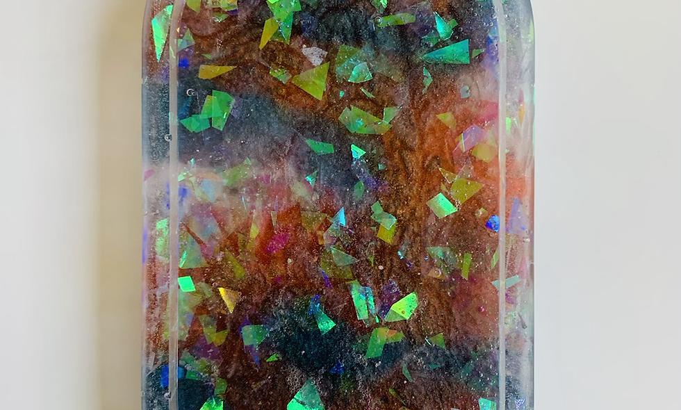 Iridescence Resin Tray