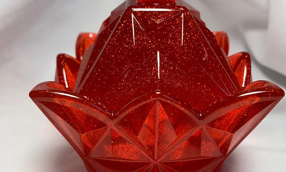 Ruby Red Trinket/Ash Box