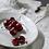 Thumbnail: MAISON DE FAMILLE★ PLAT EN PORCELAINE