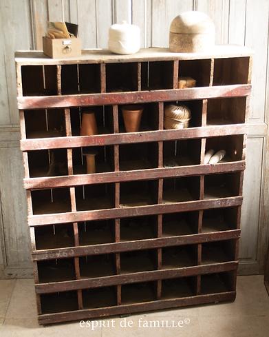 meuble de métier meuble d'atelier brocante