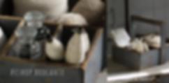 Brocante - décoration vintage industrielle campagne -Nouveautés