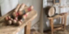 Brocante - décoration vintage industrielle campagne - Linge ancien