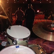 My Kit for The Grammy Museum Gig