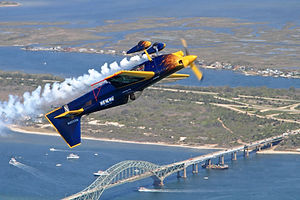 Aerobatic Flying