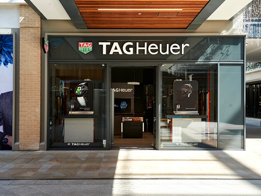 TAG Heuer Boutique In Oxford
