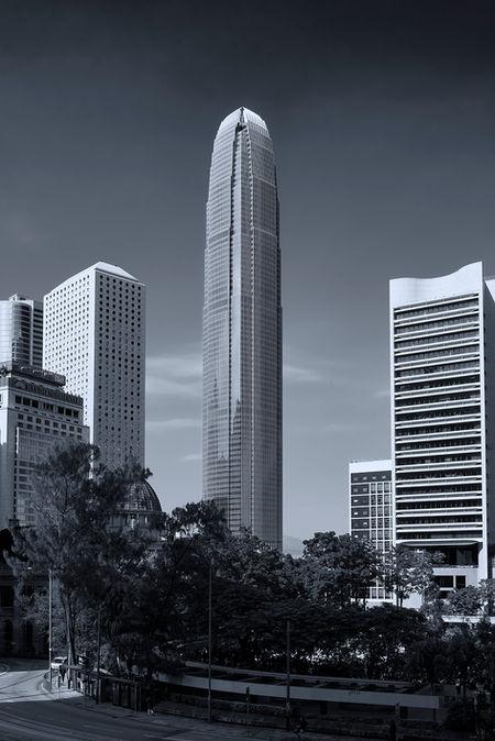 Hong Kong IFC Building