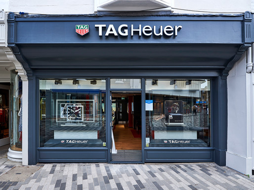 TAG Heuer Boutique In Kingston