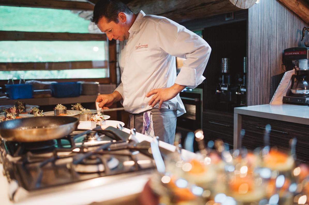 Reportage évènement culinaire