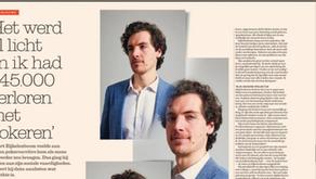 Publication in the FD (Dutch Financial Times)