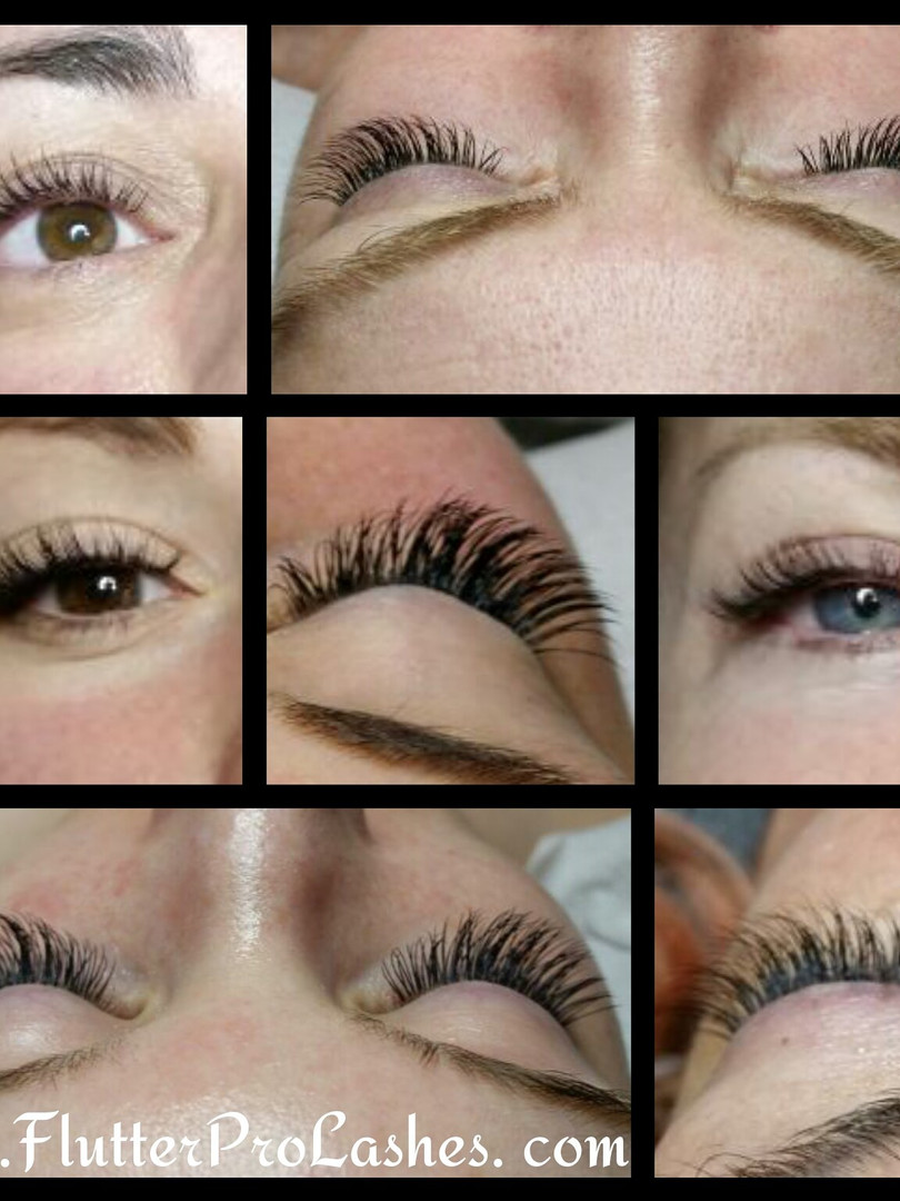 No cookie cutter lashes here!