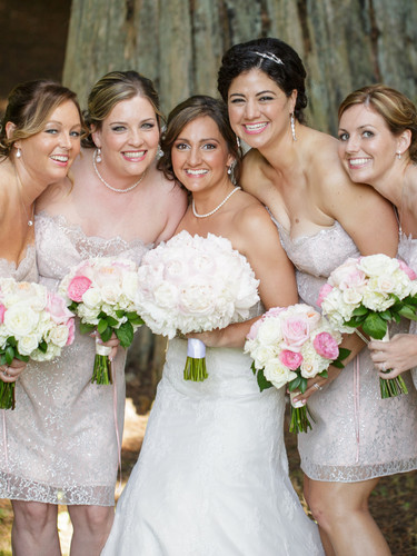 Layla Bridal Party natural + classic
