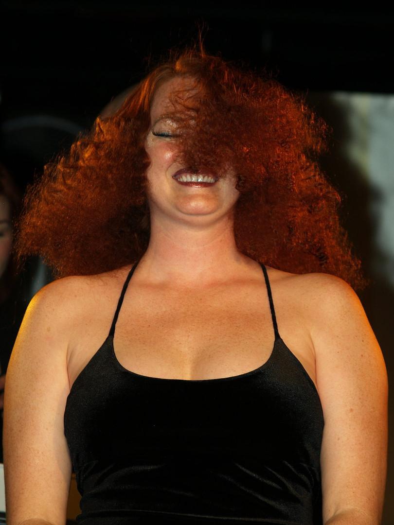 Alfaparf Milano hair show