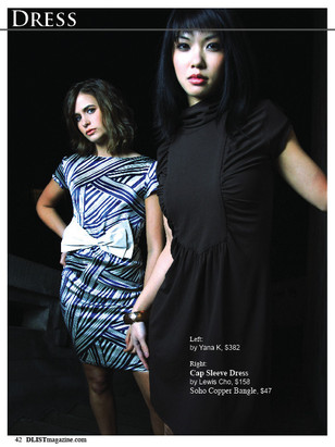 magazine + print