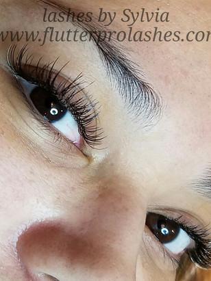 Flutter those lashes!