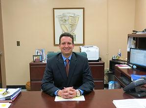Principal Nelson Gonzalez