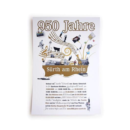 950 Jahre Sürth