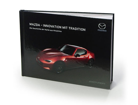 Mazda – Innovation mit Tradition
