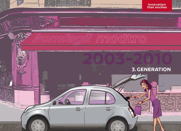 Nissan Micra 3. Generation