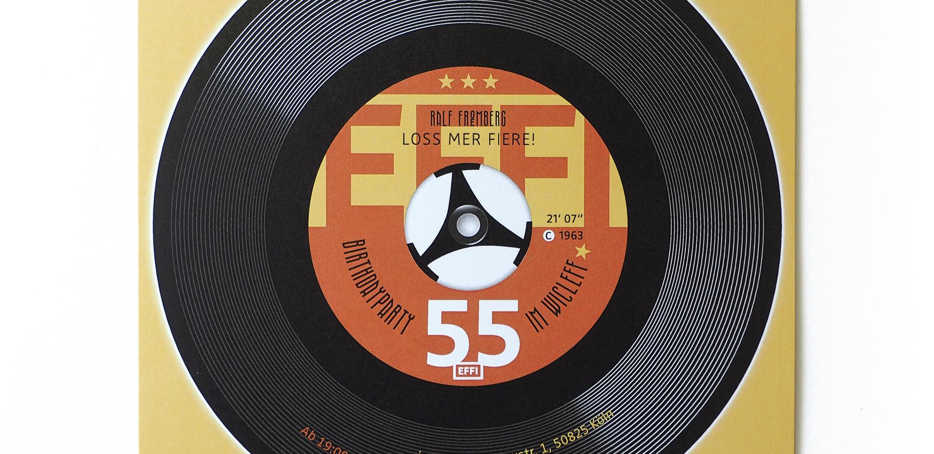 Effi's 55er