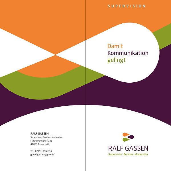 Ralf Gassen Flyer