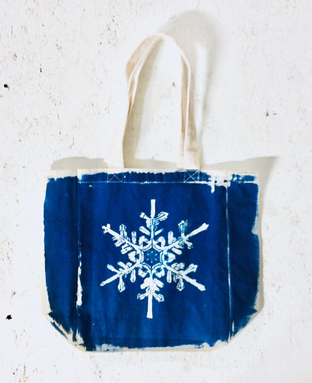 Cyanotype Canvas Totes, Saturday, July 25