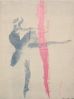 Tippy Toe Dancer-Pink