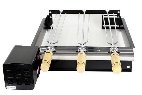 ArtGrill Giratório Platinum Baixo E-3T ArtMill