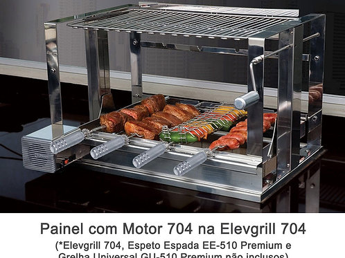 PAINEL COM MOTOR 704 ELEVGRILL