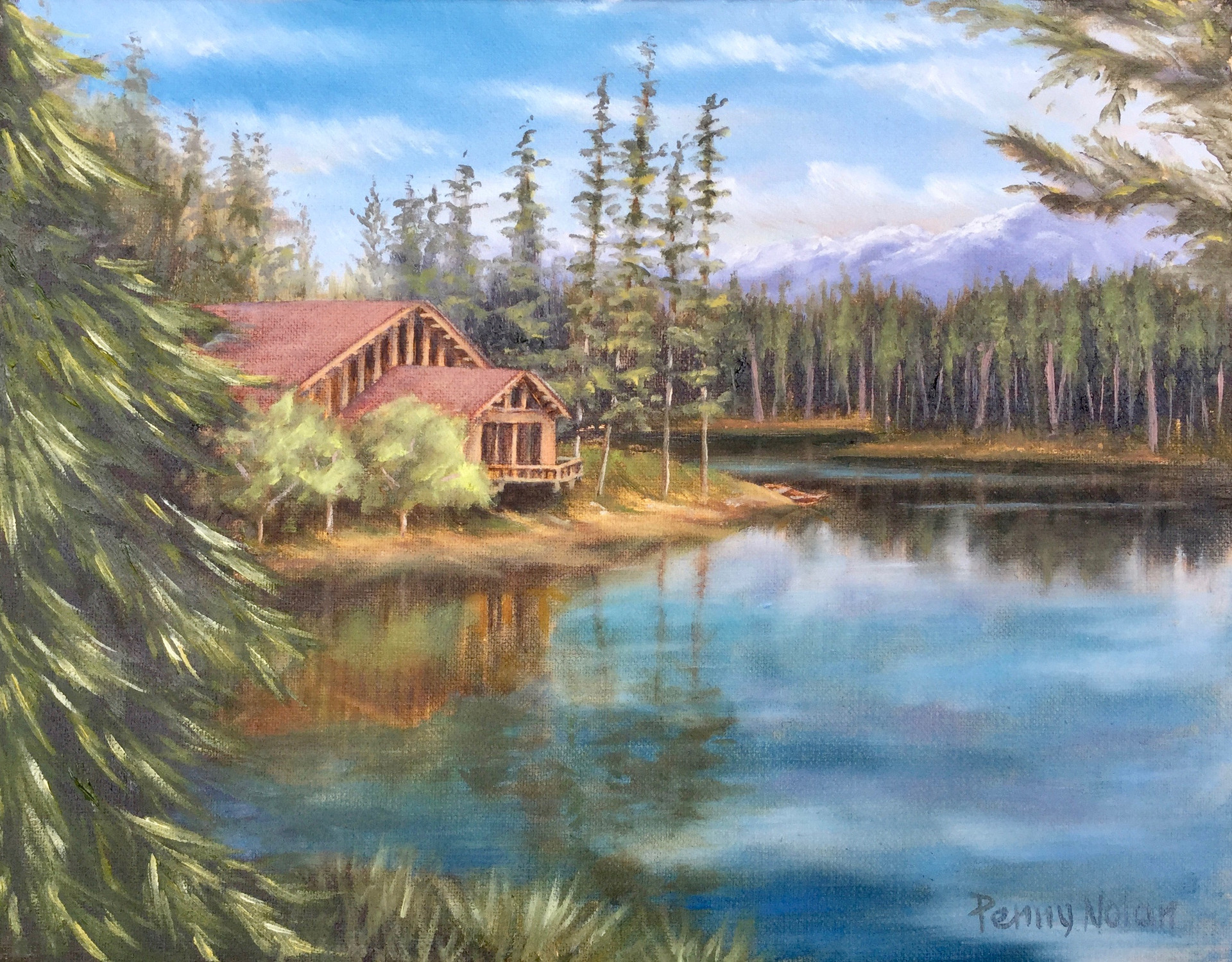 Lakewood Cabin