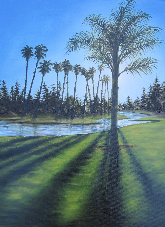 Grassy Oasis