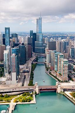 BRIDGES - DOWNTOWN CHICAGO