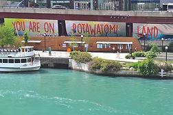 You are on Potawatomi Land