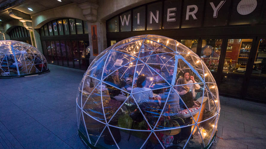 City Winery -River Dome