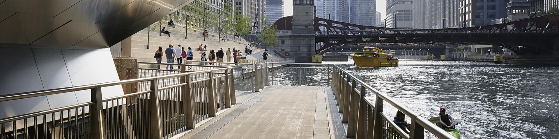 Public Art on the Riverwalk