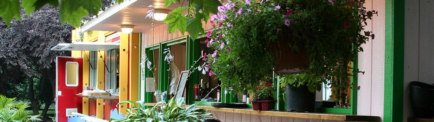Cyrano's Café & Wine Bar