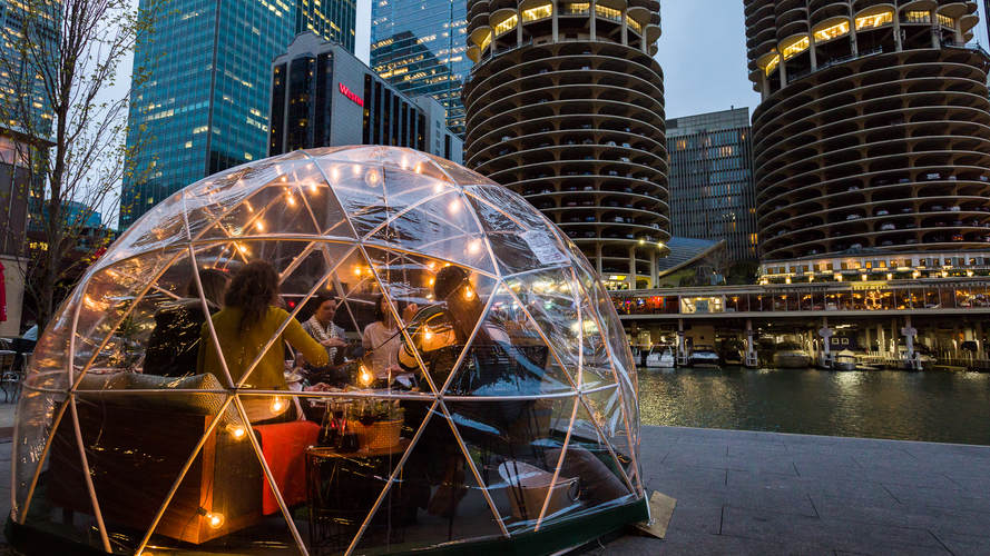 City Winery River Dome