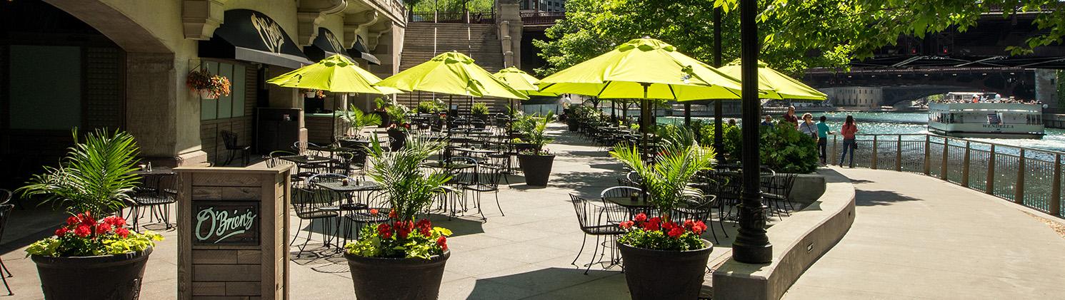 O'Brien's Riverwalk Café