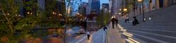 Strolling the Chicago Riverwalk