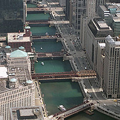 Chicago Riverwalk-Friends of the River