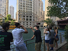 Chicago Riverwalk - Audobon Great Lakes