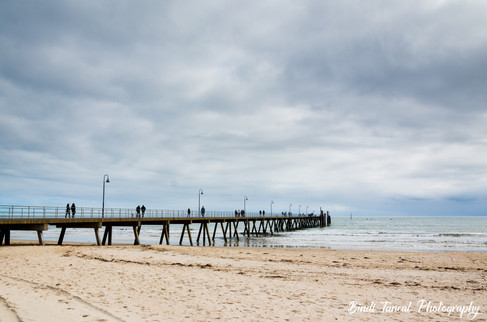 The Glenelg Beach Jetty, South Australia
