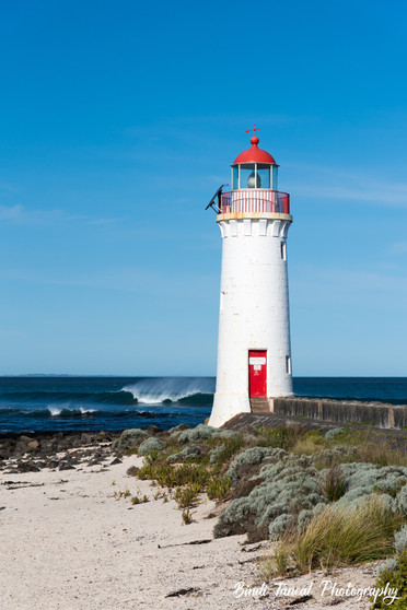 Port Fairy Lighthouse, Griffiths Island, Victoria