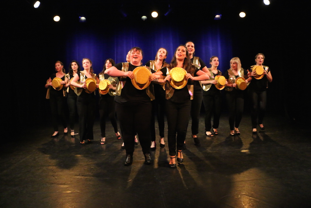 2018 Chorus Line
